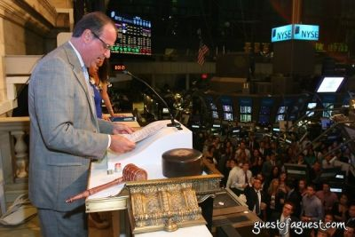 Autism Speaks at the New York Stock Exchange