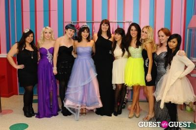 Prom Girl Editor's Soiree