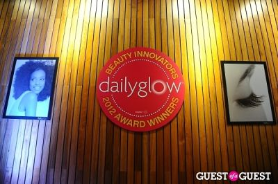 Daily Glow presents Beauty Night Out: Celebrating the Beauty Innovators of 2012