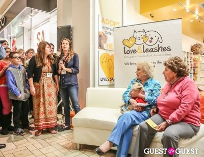 amber tamblyn in Betty White Hosts L.A. Love & Leashes 1st Anniversary