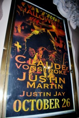 Control Presents: Dirtybirds Justin Martin, Claude Von Stroke & Justin Jay