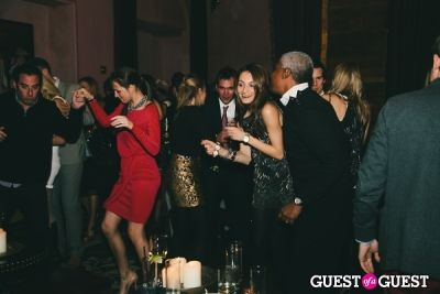 Holiday Party Hosted by Jed Weinstein, Gustaf Demarchelier, Claudio Ochoa, Nico Bossi, and Gavan Gravesen