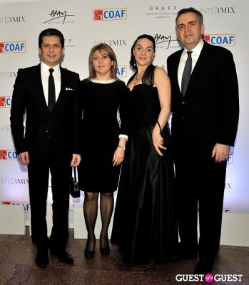 jessica m in Children of Armenia Fund 9th Annual Holiday Gala - gallery 1
