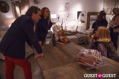 julianna rose in Calypso St. Barth's Santa Monica Home Store Welcomes Thom Filicia