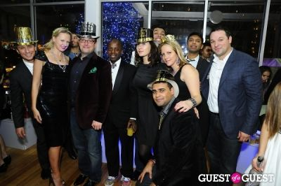 james thorsen in The Blaq Group NYE Celebration