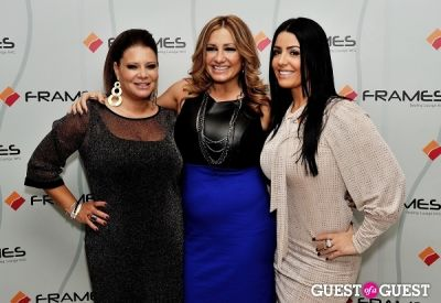 VH1 Premiere Party for Mob Wives Season 3 at Frames NYC
