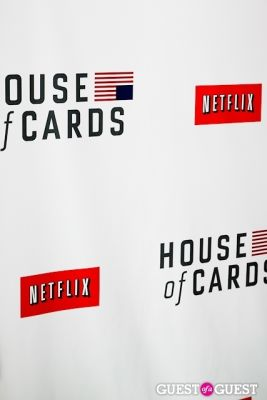 Netflix Presents the House of Cards NYC Premiere