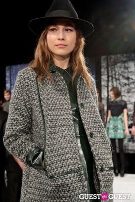 Mercedez-Benz Charlotte Ronson
