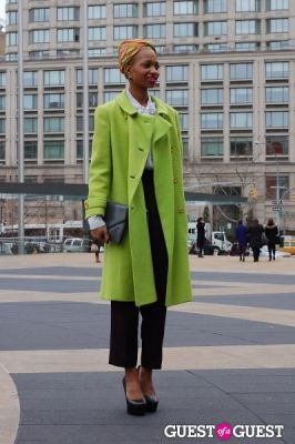 NYFW: Street Style from the Tents Day 5