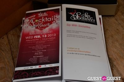 Sip With Socialites February Happy Hour