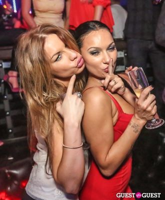 lust affair in Valentine's Day with Afrojack