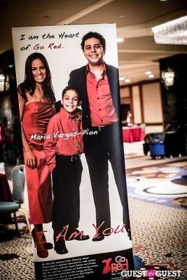 portlandia in 2013 Go Red For Women - American Heart Association Luncheon