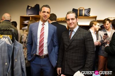 matt hill in GANT Spring/Summer 2013 Collection Viewing Party