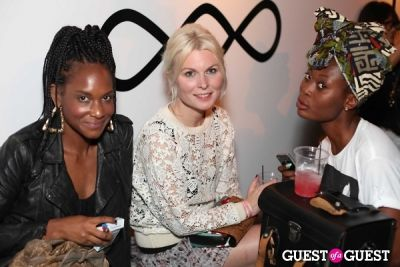 Diesel + EDUN Studio Africa Event At Ron Herman With Solange