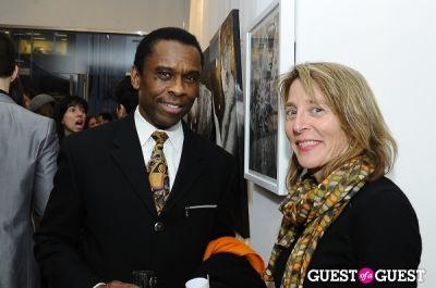 mia in A Reception in Honor Serge Strosberg's Latest Exhibition