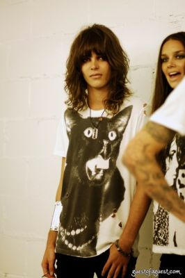 jennifer in Prince Peter and Mick Rock Collection