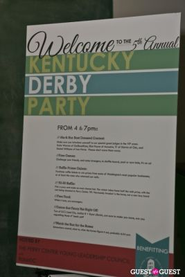 garance dore in Perry Center Inc.'s 4th Annual Kentucky Derby Party