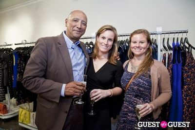 bill powers in The Well Coiffed Closet and Cynthia Rowley Spring Styling Event