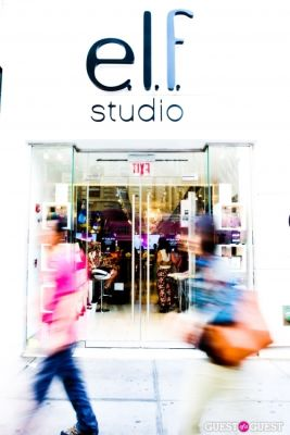 e.l.f. Studio Grand Opening