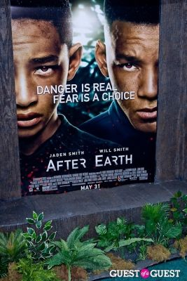 After Earth Premiere