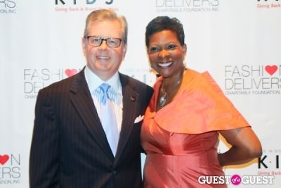 justin ross-lee in K.I.D.S. & Fashion Delivers Luncheon 2013
