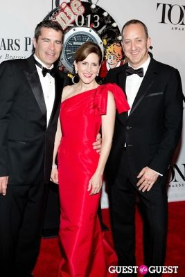 dennis griffis in Tony Awards 2013