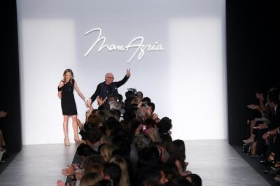 Max Azria Runway Fashion Show