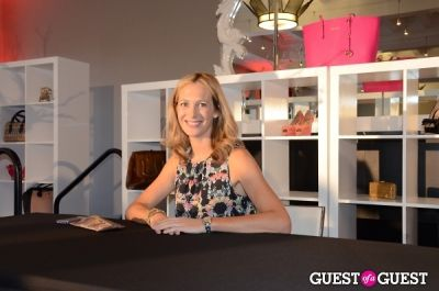 cristina driver in Revenge Wears Prada Book Signing with Lauren Weisberger