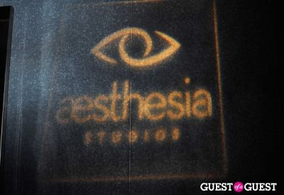 Aesthesia Studios Opening Party