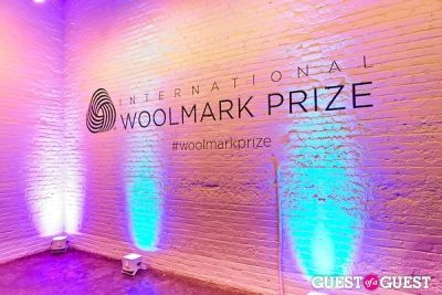 International Woolmark Prize Awards 2013