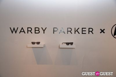 Warby Parker x Ghostly International Collaboration Launch Party