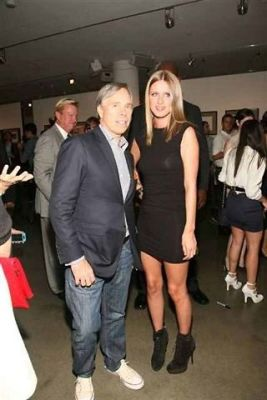 Tommy Hilfiger and Sam Haskins celebrate the launch of Fashion Etcetera