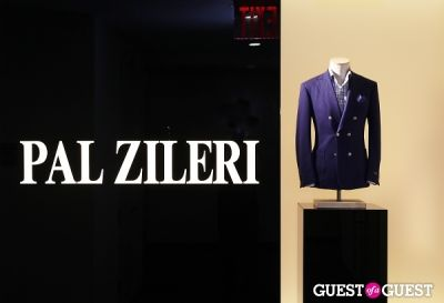 Pal Zileri Showroom Opening