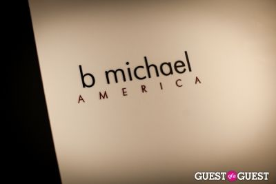 BMichaelAmerica SS14 at Studio