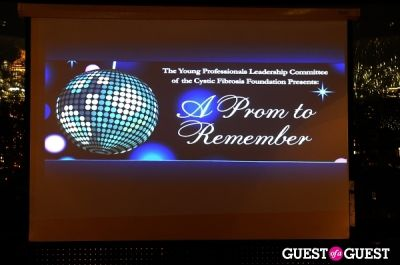 The Young Professionals Leadership Committee Of The Cystic Fibrosis Foundation Presents: The 2013