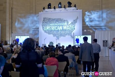 Martha Stewart and Andy Cohen and the Second Annual American Made Awards