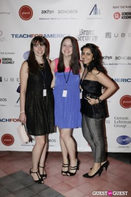Teach For America Fall Fling hosted by the Young Professionals Committee