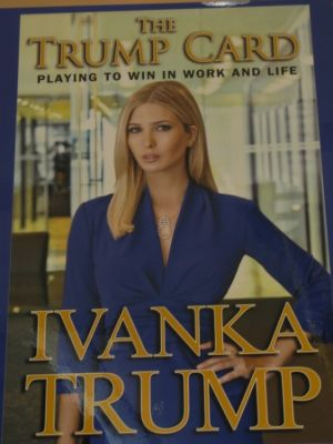 Quest Magazine Toasts Ivanka Trump