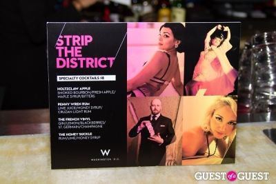 Strip the District