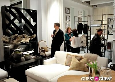 paloma faith in Michael Dawkins Home NYC Showroom and Design Studio Opening
