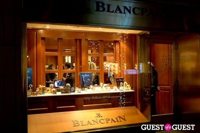 Haute Time & Blancpain High Complications Holiday Event