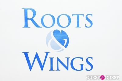 Roots & Wings' Silver & Gold Winter Party