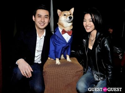 Menswear Dog's Capsule Collection launch party