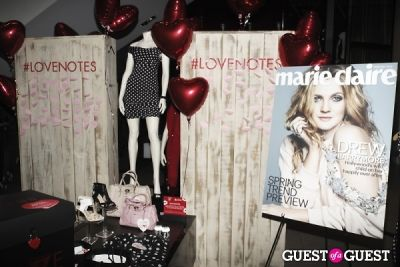 Guess x Marie Claire Valentine's