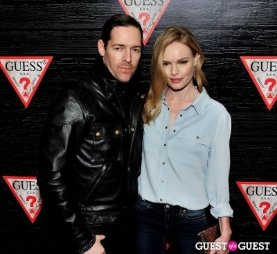 GUESS Road to Nashville Fall 2014 Collection party
