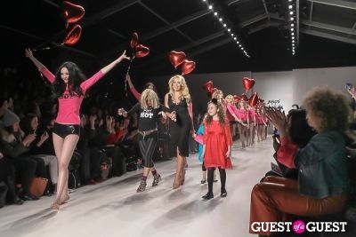 Betsey Johnson MFW Runway Show