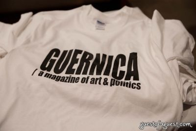 Guernica Magazine 5 Year Bash