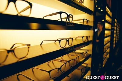 Warby Parker Upper East Side Store Opening Party