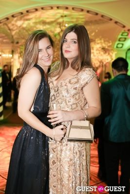 silvia fendi in Save Venice Enchanted Garden Ball