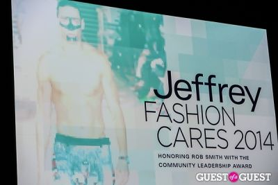 Jeffrey Fashion Cares 11th Annual New York Fundraiser
